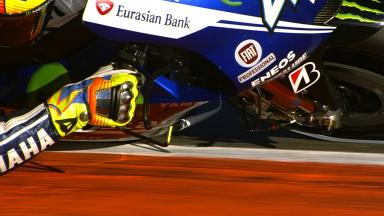 Slow-Motion: Best of Valencia Test - Day 1