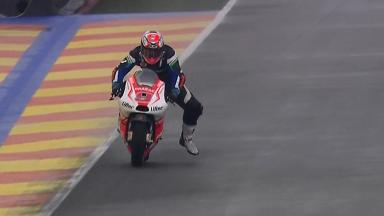 Highlights from day Two of MotoGP's Valencia test