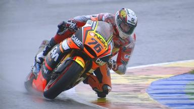 2014 Valencia Test Day 2 - Morning Session