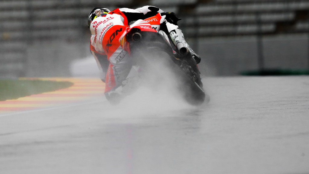 Yonny Hernandez, Pramac Racing, MotoGP Valencia Test