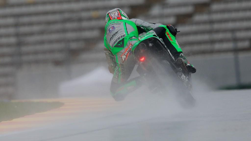 Nicky Hayden, Drive M7 Aspar, MotoGP Valencia Test