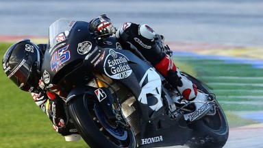 Scott Redding, Team Estrella Galicia Marc VDS, Valencia test Day 2