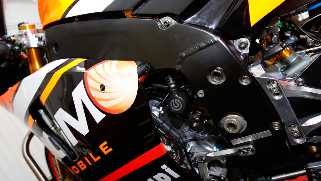 NGM Forward Racing, MotoGP Valencia Test