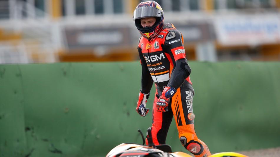 motogp.com · Stefan Bradl, NGM Forward Racing, MotoGP Valencia Test