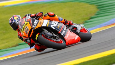 Stefan Bradl, NGM Forward Racing, MotoGP Valencia Test