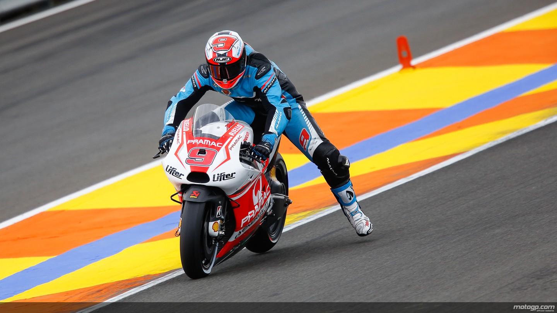 motogp.com · Danilo Petrucci, Pramac Racing, MotoGP Valencia Test