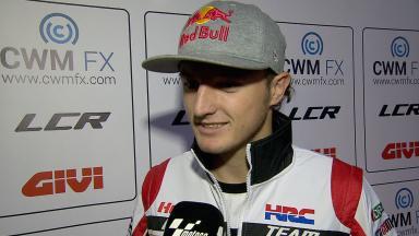 Millers erster MotoGP-Test