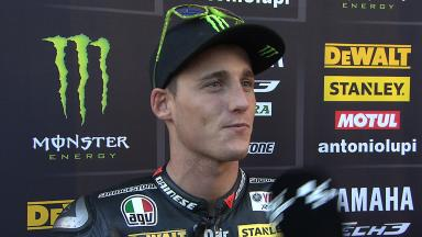 MotoGP Rookie of the Year Pol Espargaro signs off for 2014