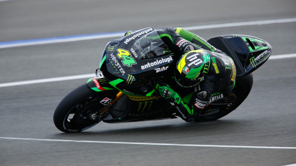 Pol Espargaro, Monster Yamaha Tech 3, MotoGP Valencia Test