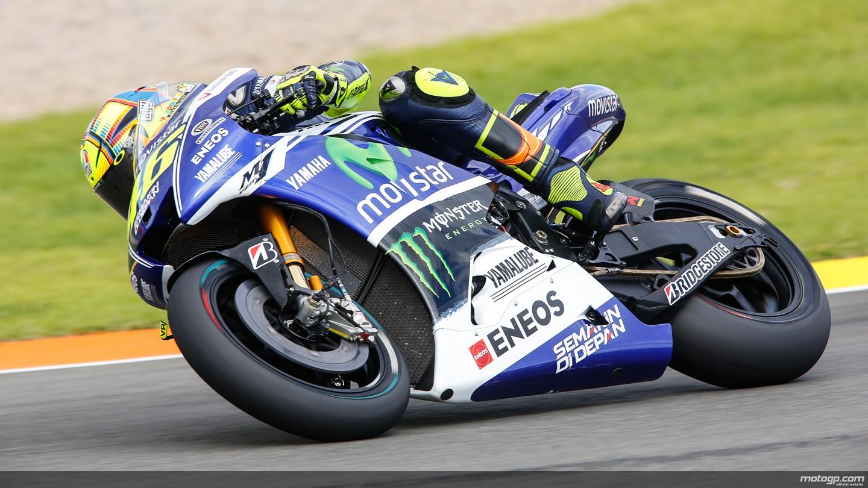 motogp.com · Valentino Rossi, Movistar Yamaha MotoGP, MotoGP Valencia Test