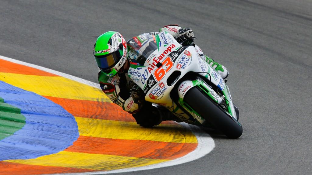 Mike Di Meglio, Avintia Racing, MotoGP Valencia Test