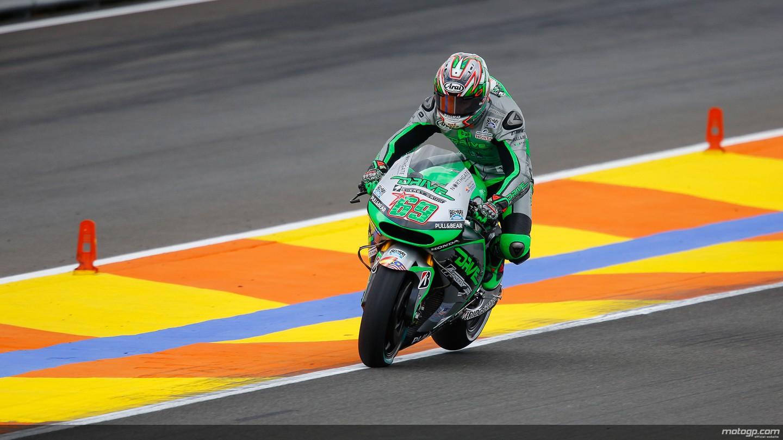 motogp.com · Nicky Hayden, Drive M7 Aspar, MotoGP Valencia Test