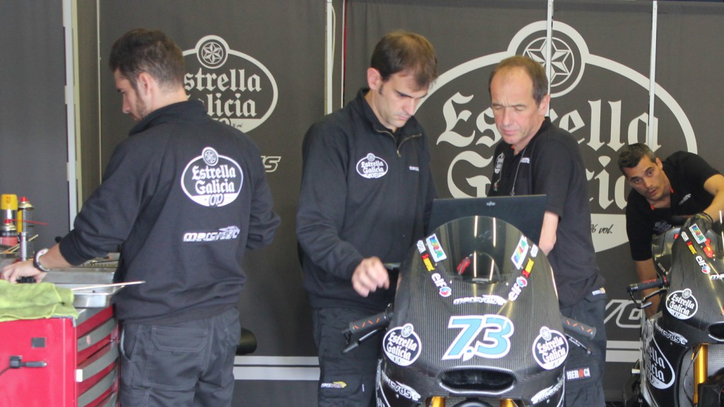 Marc VDS Racing Team, Jerez Test