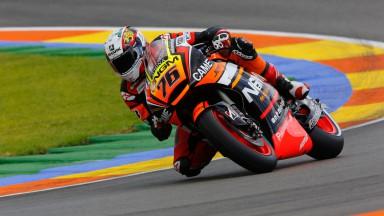 Loris Baz, NGM Forward Racing, MotoGP Valencia Test