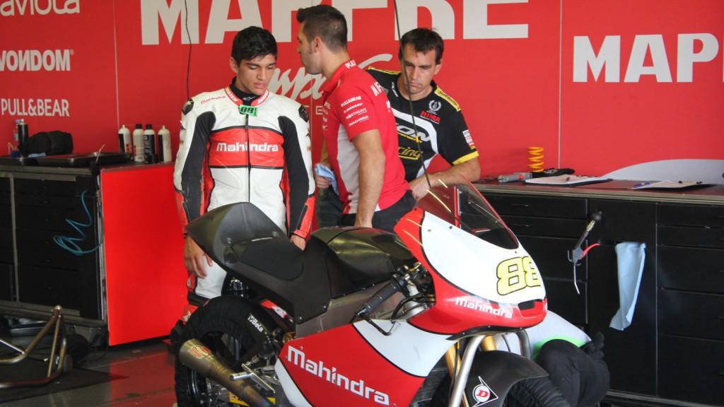 Jorge Martín, Mapfre Aspar Team Moto3, Jerez Test