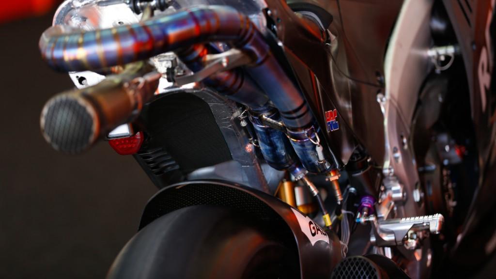 Repsol Honda Team, MotoGP Valencia Test