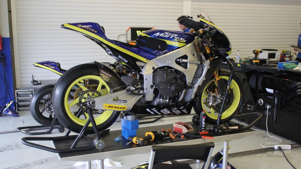 Tech3, Jerez Test
