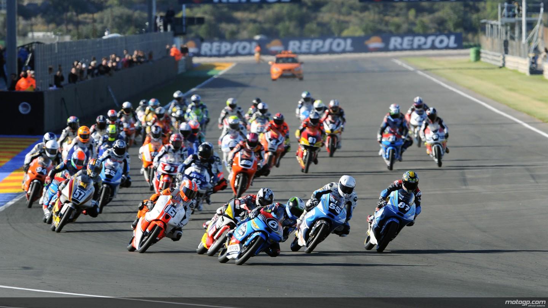 motogp.com · FIM CEV Repsol, Moto3