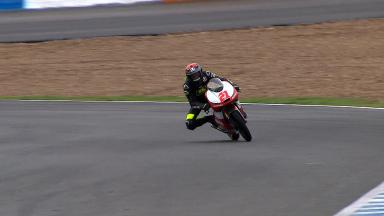 Highlights from day Three of Moto3 Jerez test