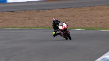 Highlights vom dritten Moto3™-Testtag in Jerez