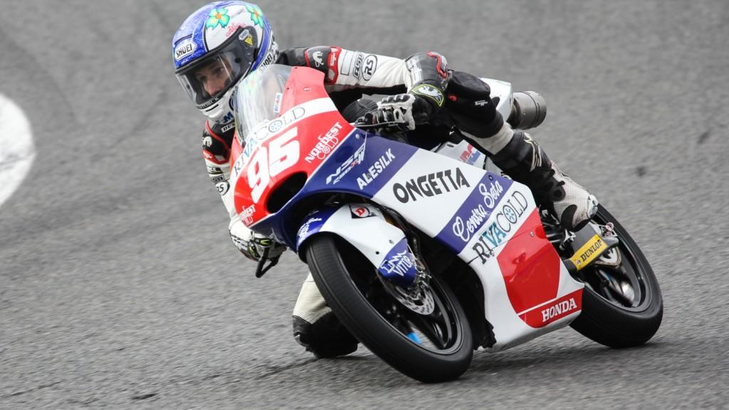 Jules Danilo, ,  Ongetta-Rivacold, Jerez Test