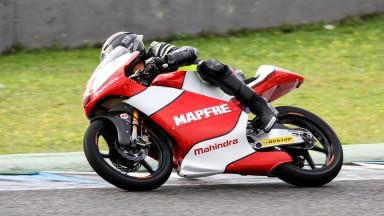 Francesco Bagnaia, Mapfre Aspar Team Moto3, Jerez Test