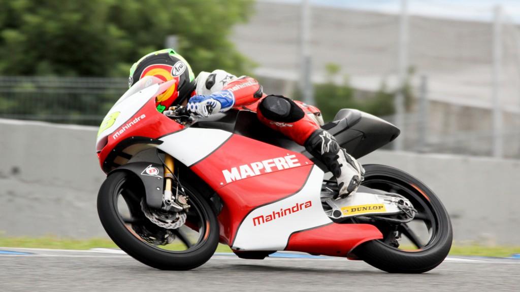 Jorge Martin, Mapfre Aspar Team Moto3, Jerez Test