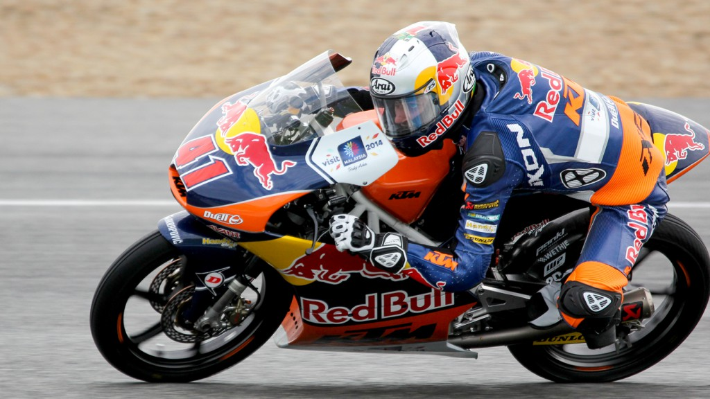Brad Binder, Red Bull KTM Ajo, Jerez Test