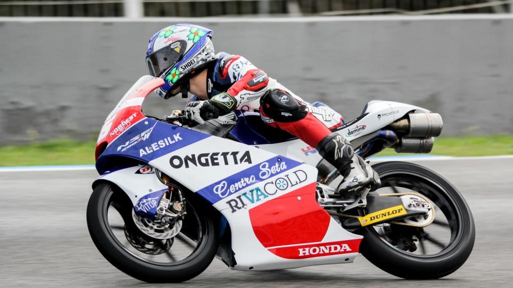 Jules Danilo, Ongetta-Rivacold, Jerez Test