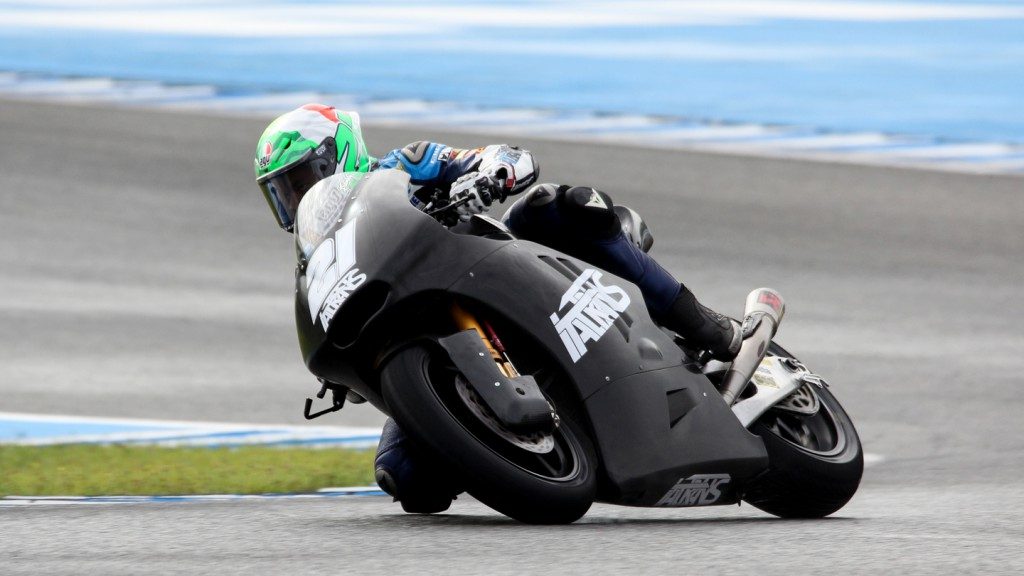 Franco Morbidelli, ItalTrans Racing Team, Jerez Test