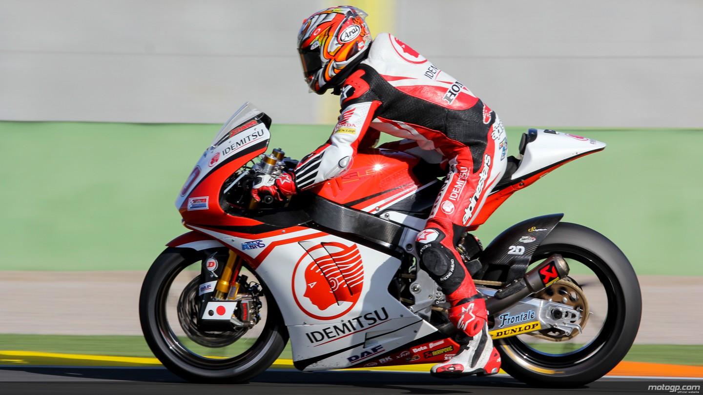 motogp.com · Takaaki Nakagami, IDEMITSU Honda Team Asia, Valencia Test