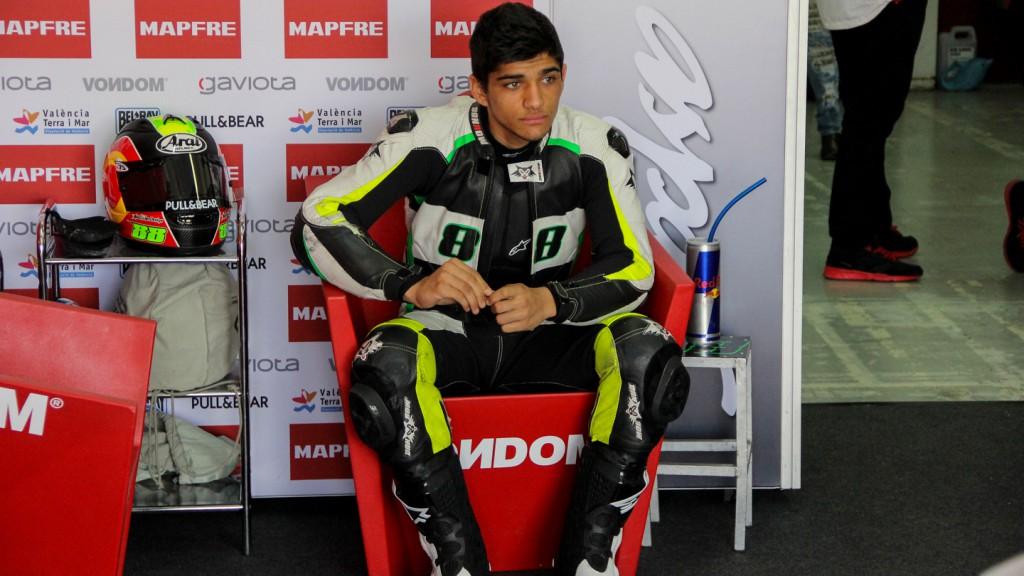 Jorge Martin, Mapfre Aspar Team Moto3, Valencia Test