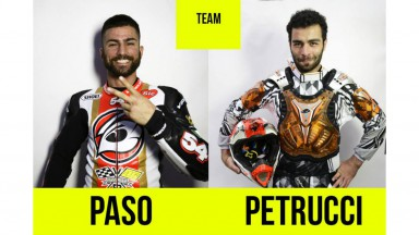 Pasini, Petrucci, Vale46 ranch competition