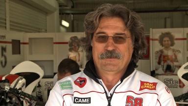 SIC 58 Squadra Corse Team Manager
