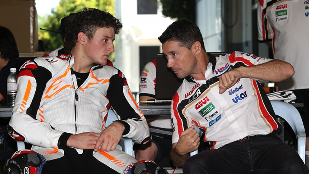 Jack Miller, CWM LCR Honda, Sepang Test