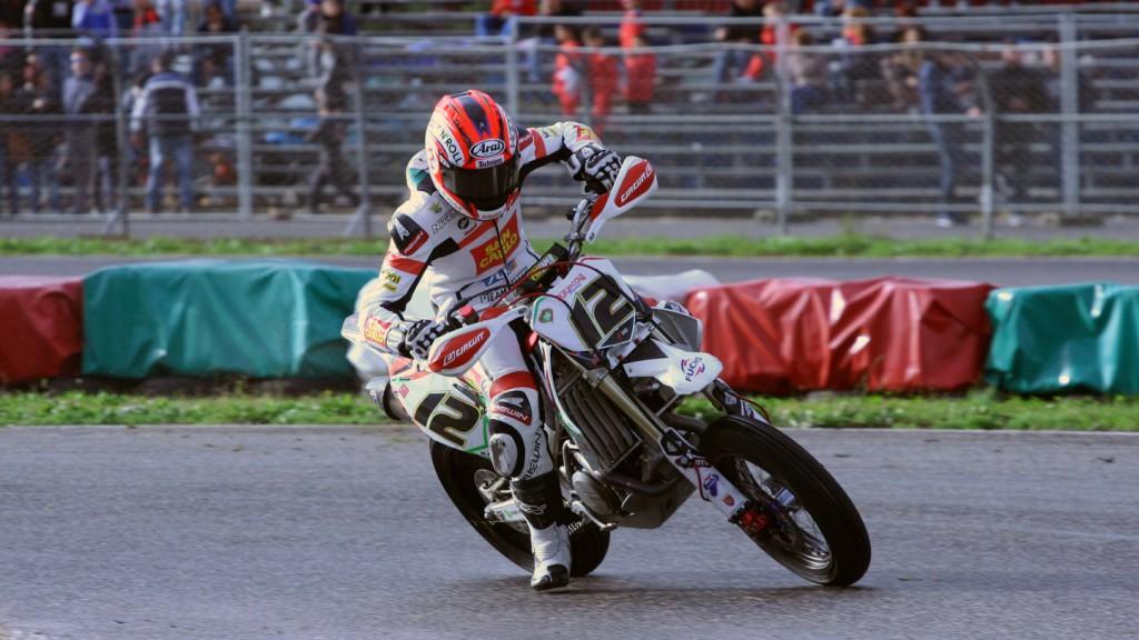 Matteo Ferrari, SIC Supermotoday - MotoGP vs SBK