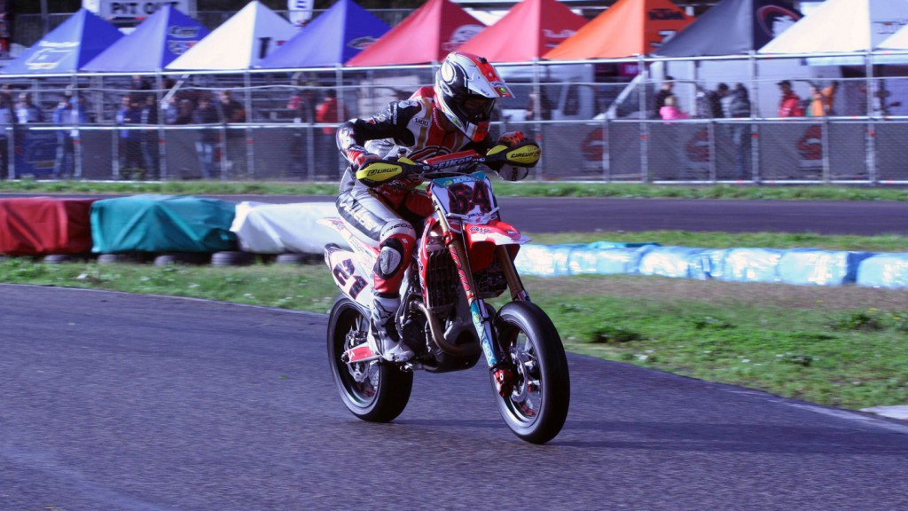 Mattia Pasini, SIC Supermotoday - MotoGP vs SBK