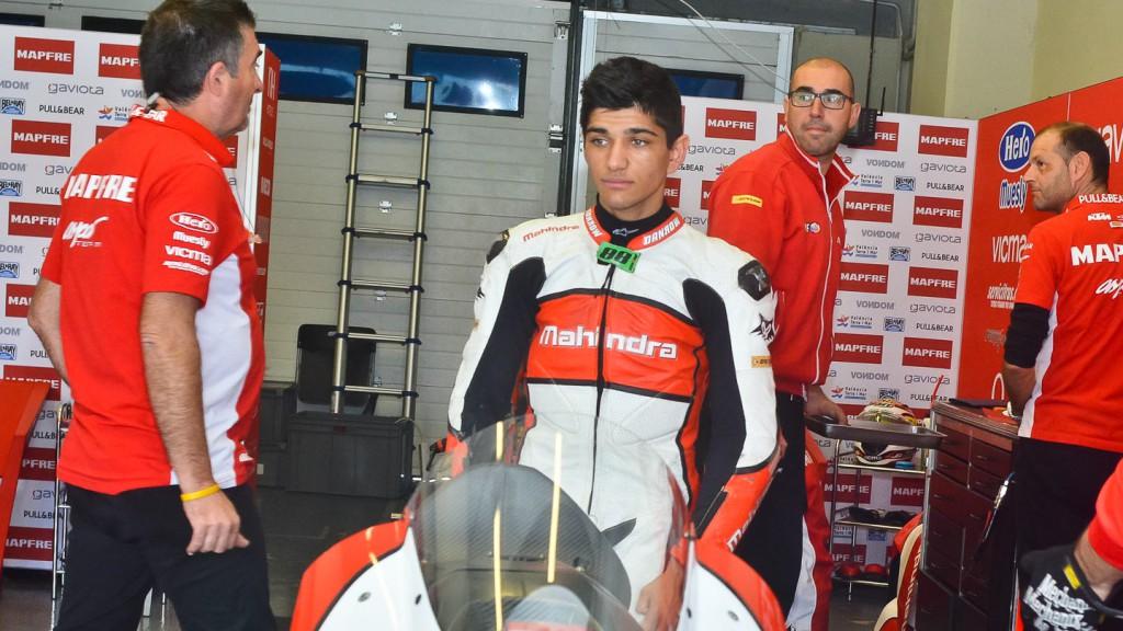 Jorge Martin, Mapfre Aspar Team Moto3