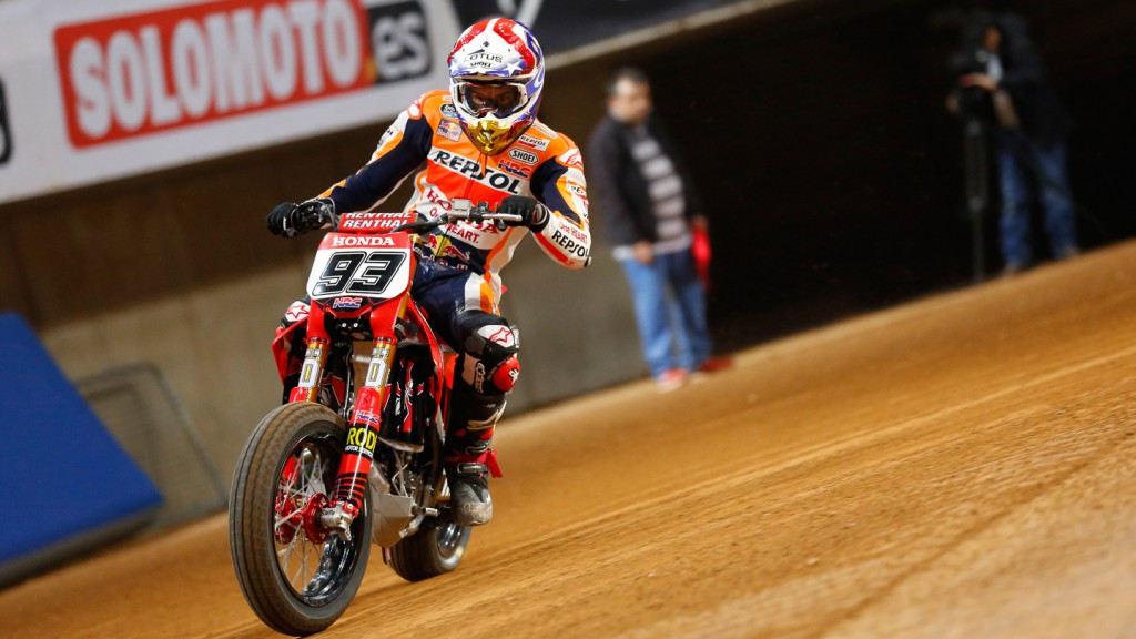Marc Marquez, Superprestigio DTX Barcelona