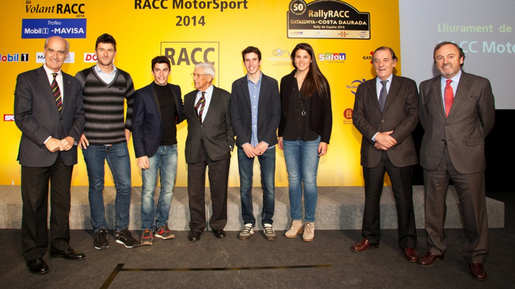 RACC Motor Sport Awards 2014