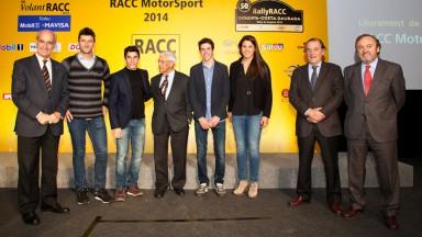 RACC Motor Sport Awards 2014