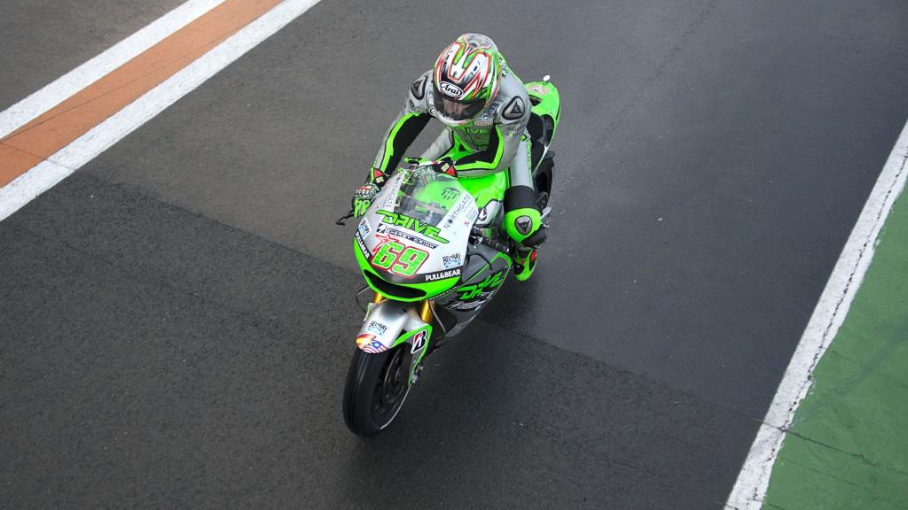 Nicky Hayden, Drive M7 Aspar