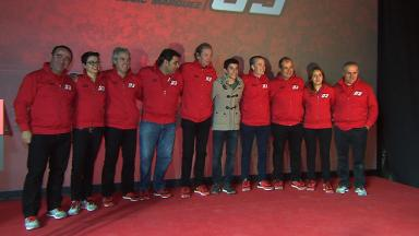 I AM93: Marc Marquez Fan Club launch in Cervera