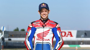 HRC renews relationship with Casey Stoner
