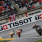 Crutchlow and Dovizioso star in dramatic Valencia race
