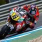 Bradl hoffte bei Jerez-Test auf Lösung der Vorderrad-Probleme