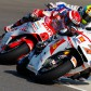 Simoncelli hindered by tire wear, ninth for Aoyama