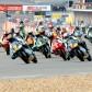 Classe de 125cc prepara-se para embate inglês