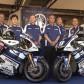 Yamaha se presenta en Jerez y desvela sus YZR M1 2012