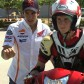 Honda riders provide safety tips to youngsters